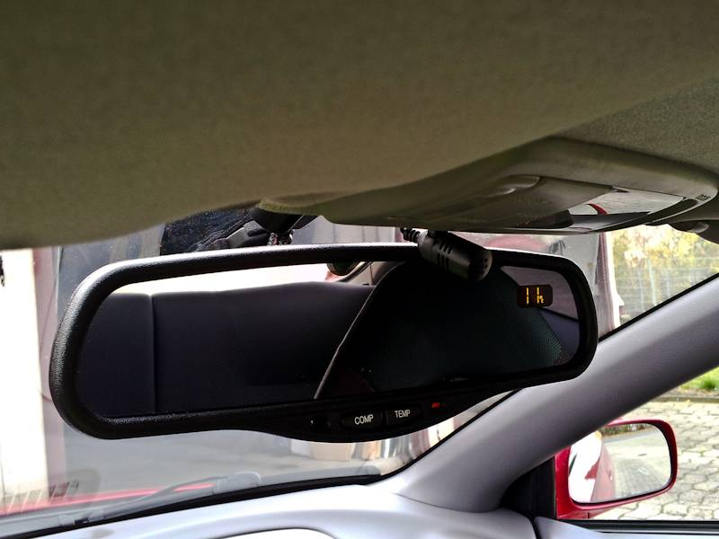 TOYOTA Genuine PT374-20030 Auto Dimming Mirror